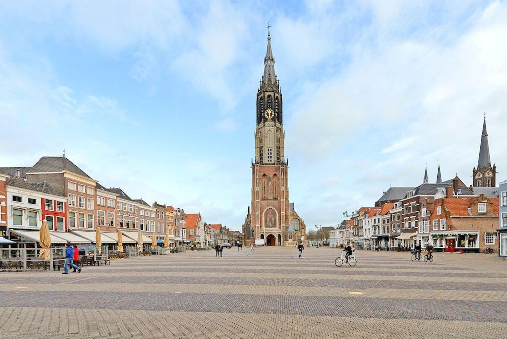 Voldersgracht 12, Delft foto-44
