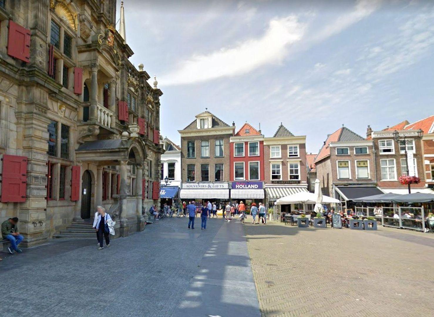 Markt 16, Delft foto-1