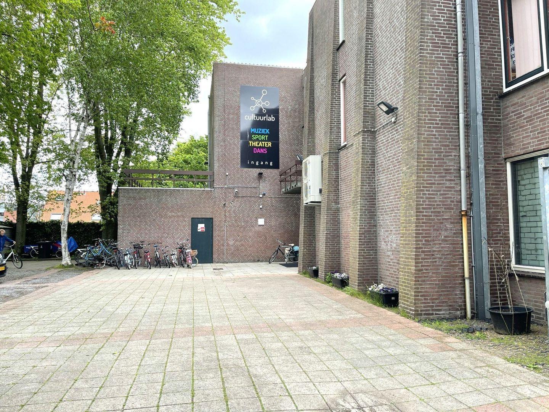 Gasthuissteeg 12, Delft foto-1