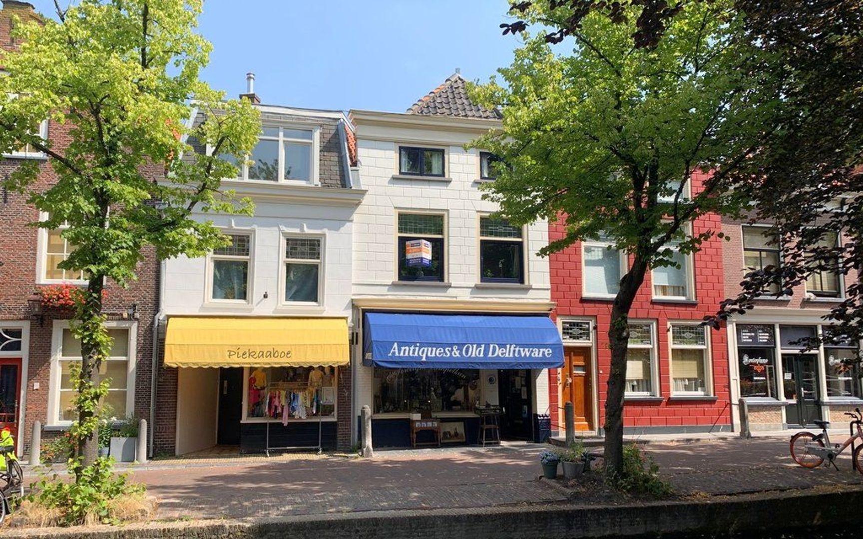 Vrouwenregt 5, Delft foto-0