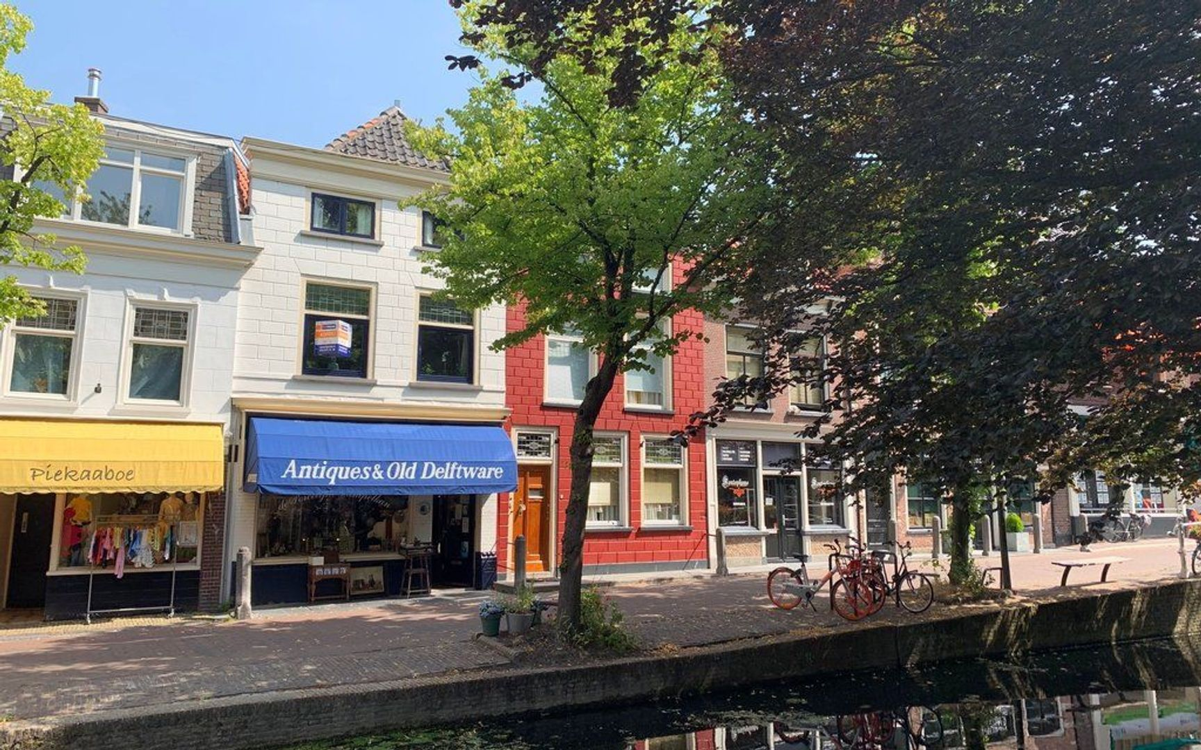 Vrouwenregt 5, Delft foto-19