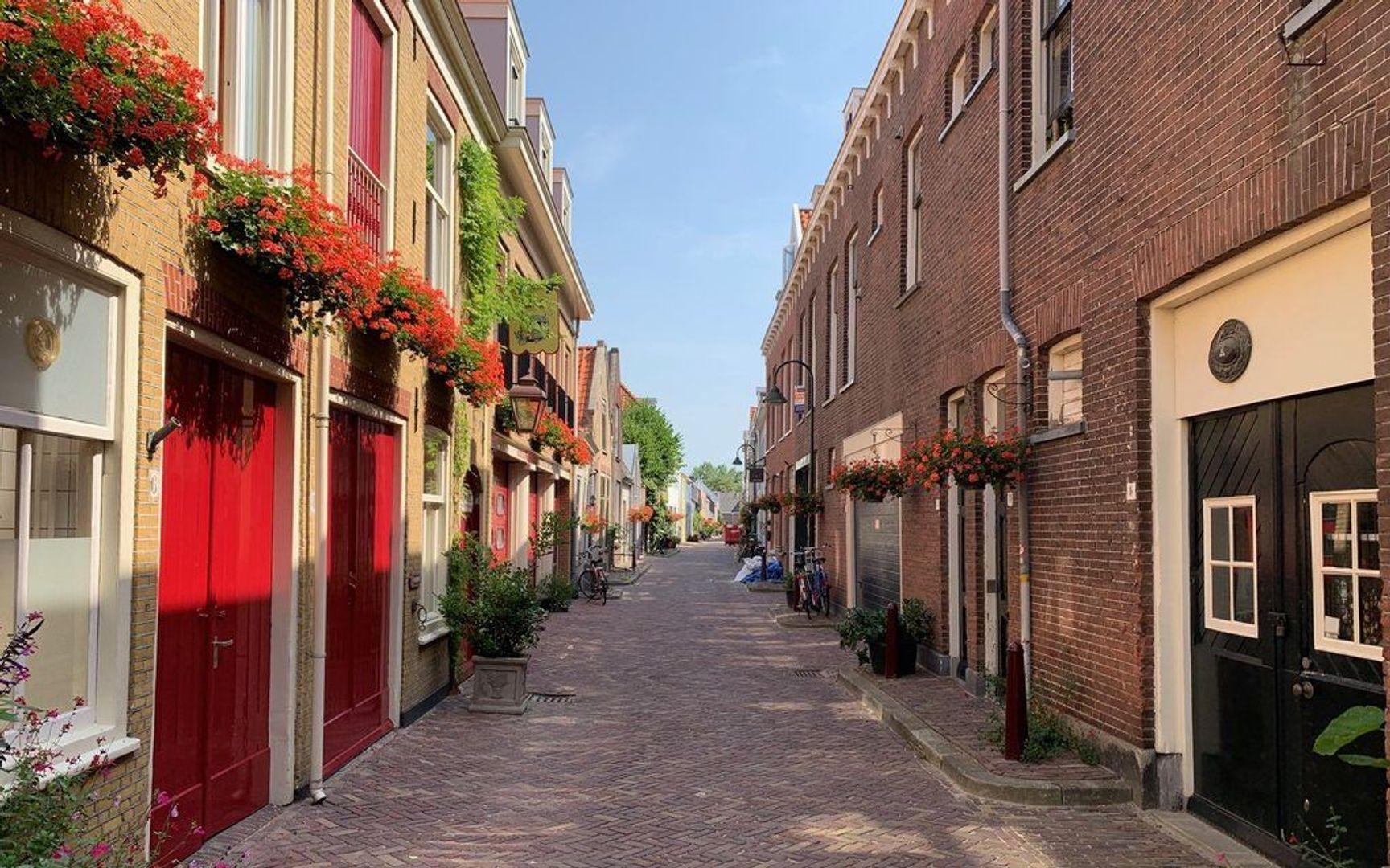 Vrouwenregt 5, Delft foto-44