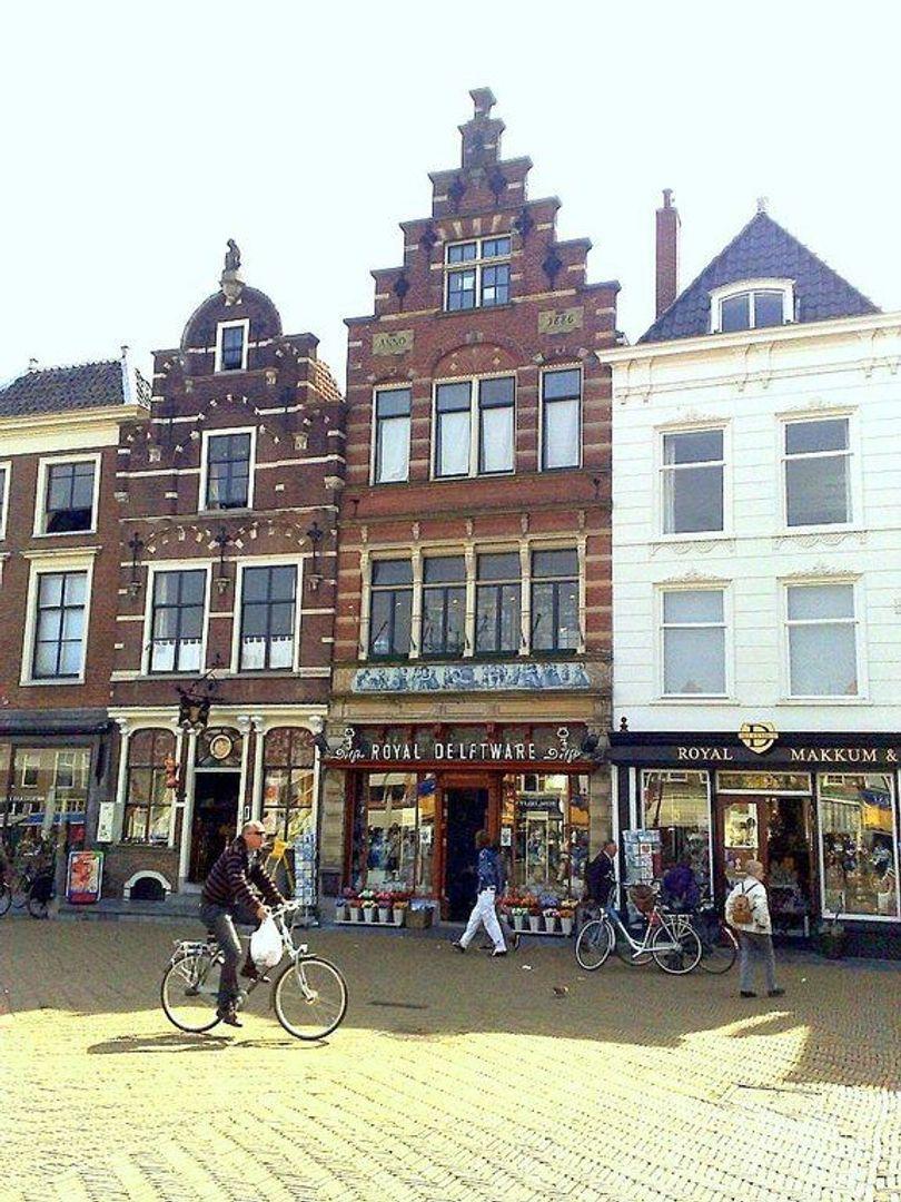 Markt 45, Delft foto-0