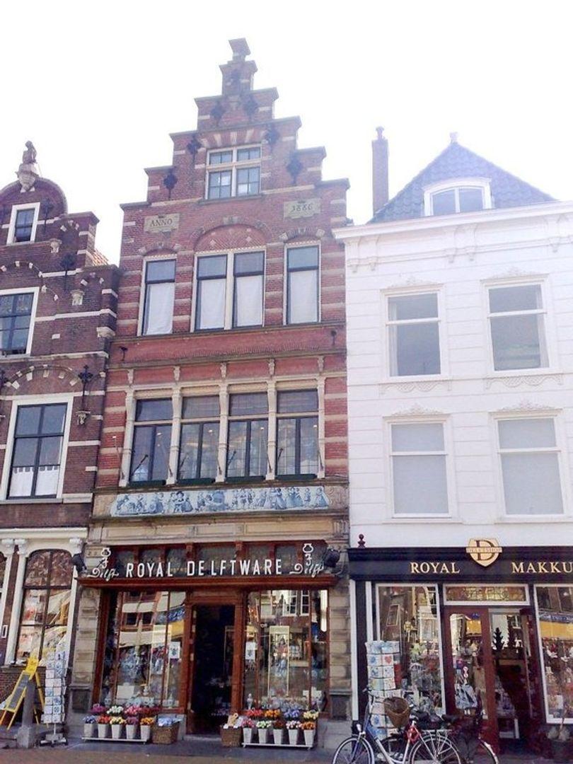 Markt 45, Delft foto-1