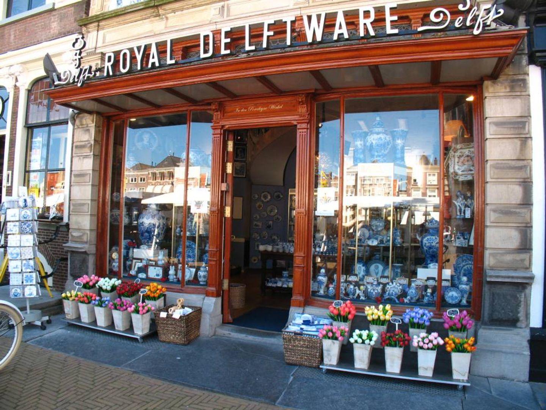 Markt 45, Delft foto-3