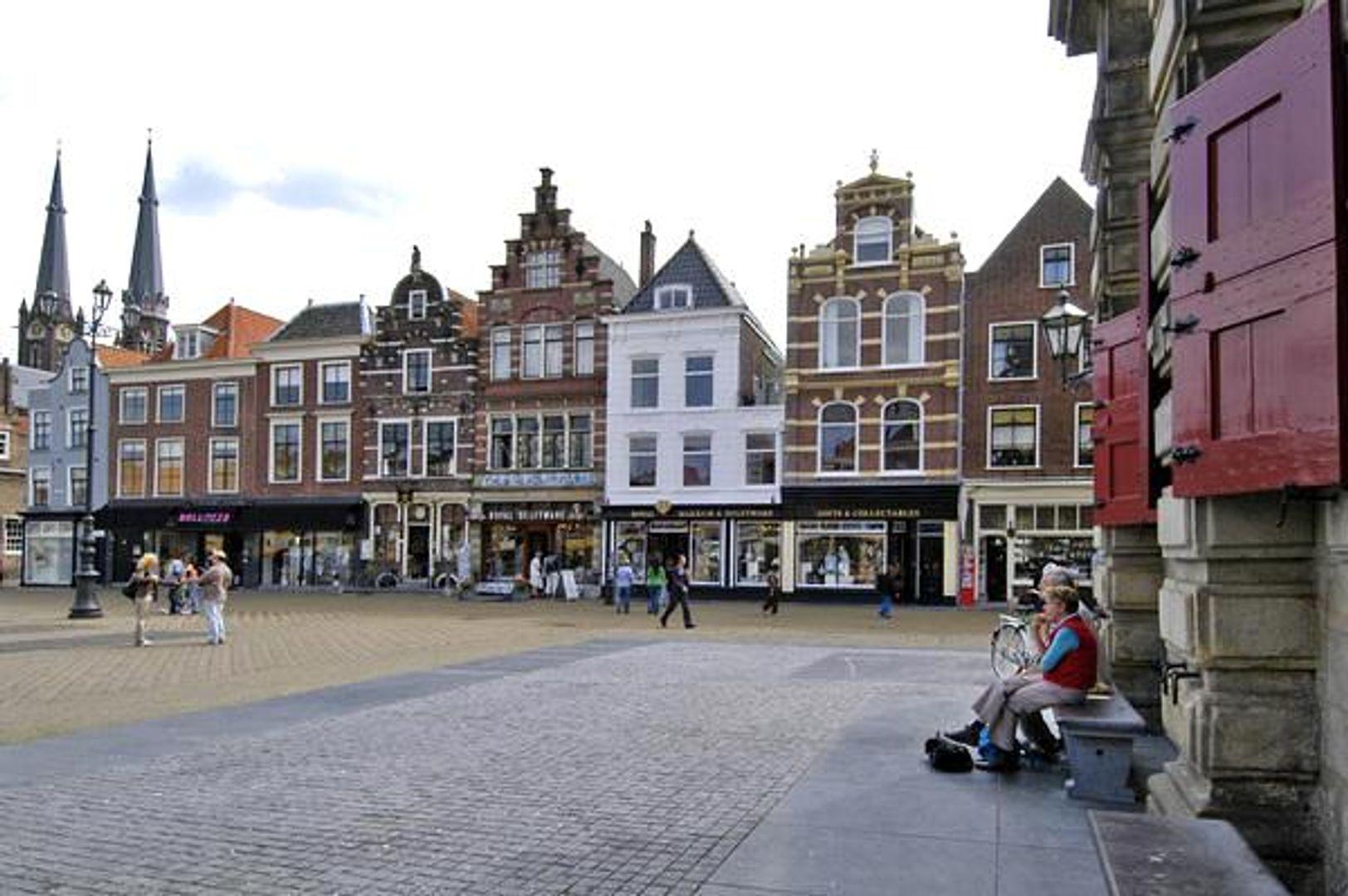 Markt 45, Delft foto-27