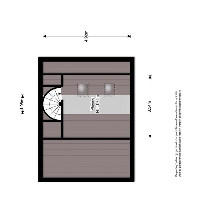 Boomkleverstraat 26, Delft plattegrond-4