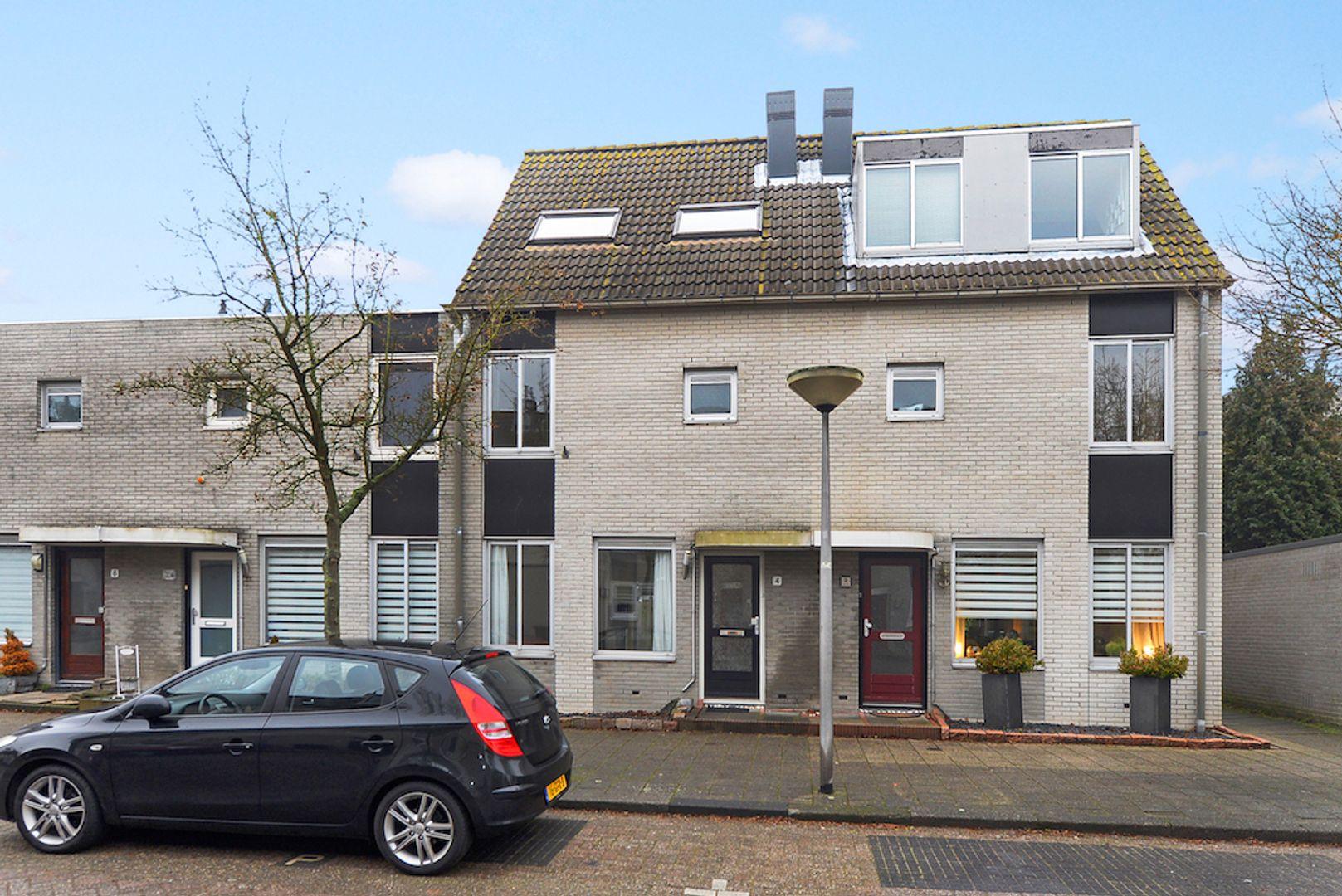 Jordaniestraat 4, Delft foto-0