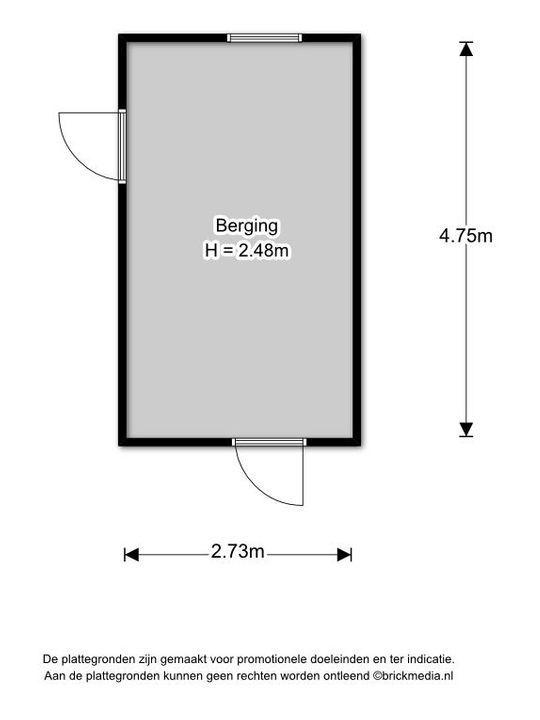 Rijsbes 101, Den Haag plattegrond-5
