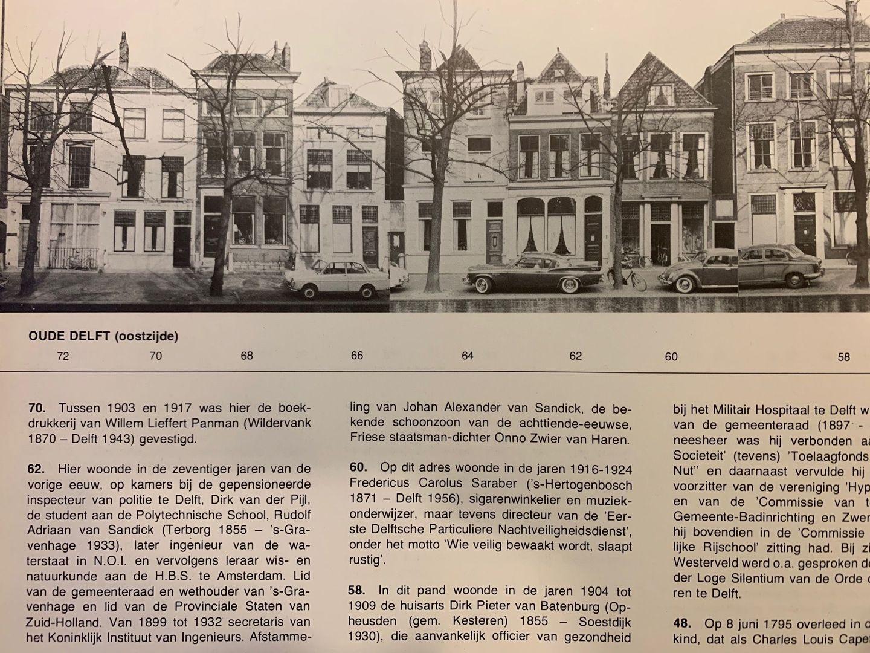 Oude Delft 60, Delft foto-72
