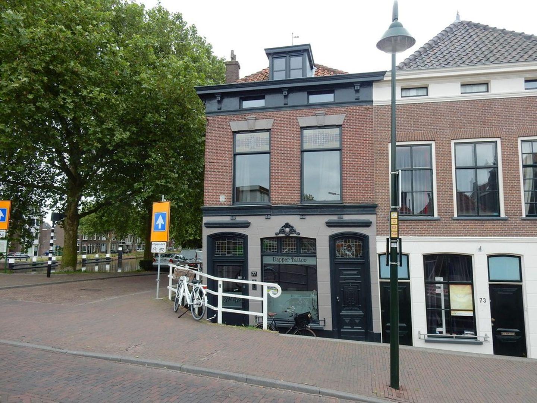 Nieuwe Langendijk 75 B, Delft foto-0