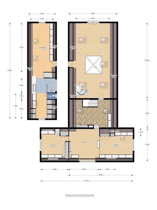Haantje 11, Rijswijk plattegrond-2