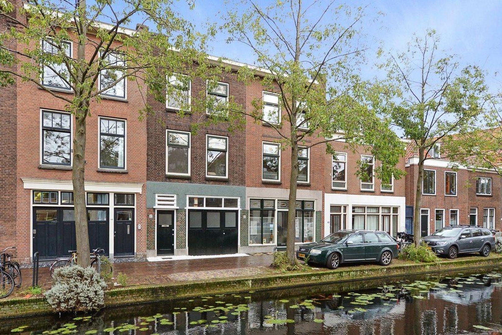 Achterom 147, Delft foto-0