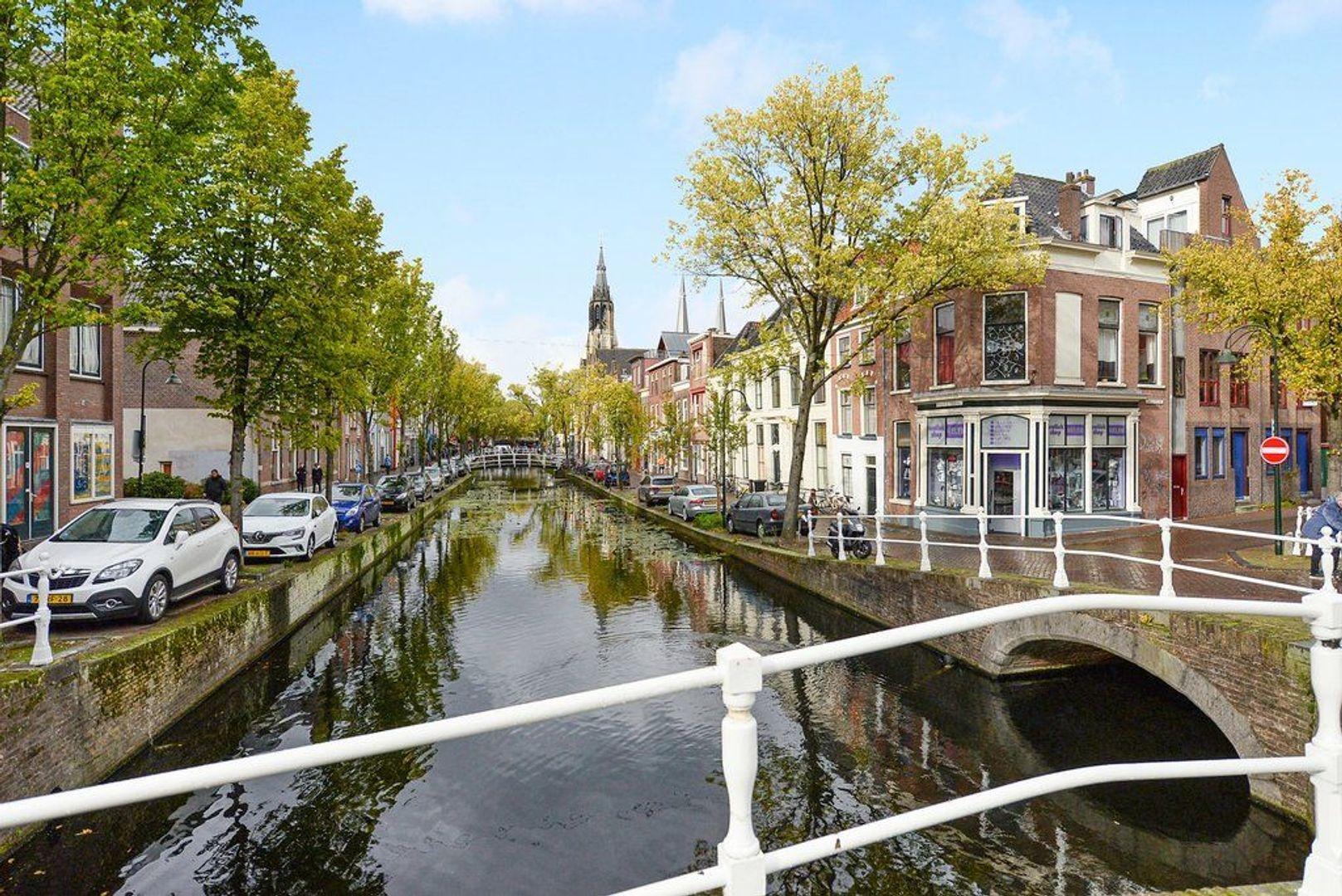 Achterom 147, Delft foto-6