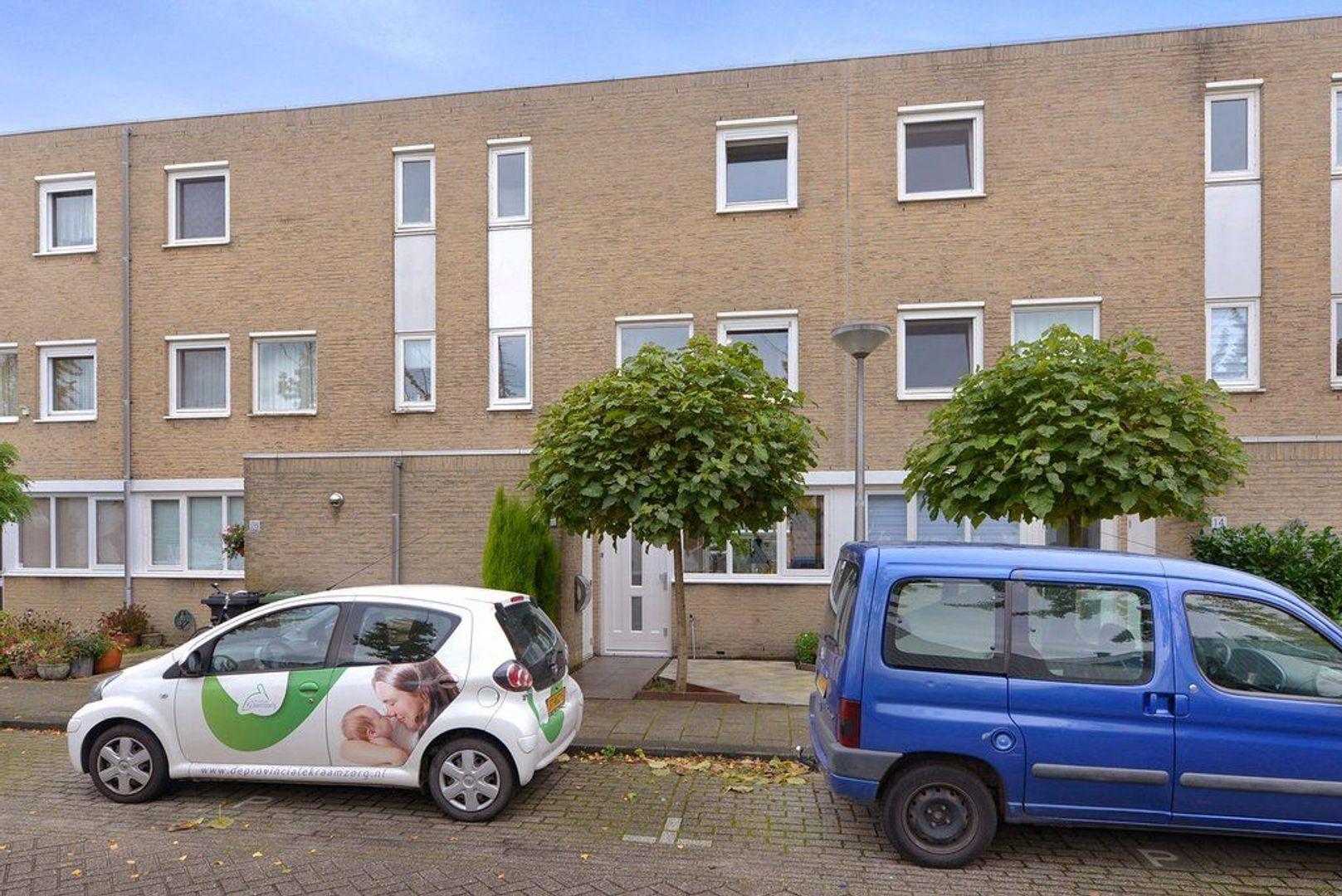 Van Barenstraat 16, Delft foto-0