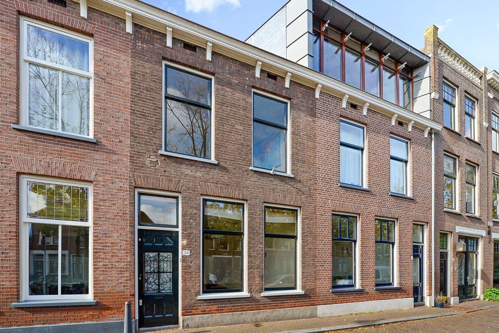 Achterom 34, Delft foto-6