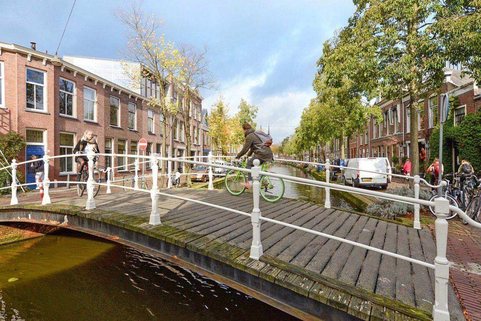 Achterom 34, Delft foto-9