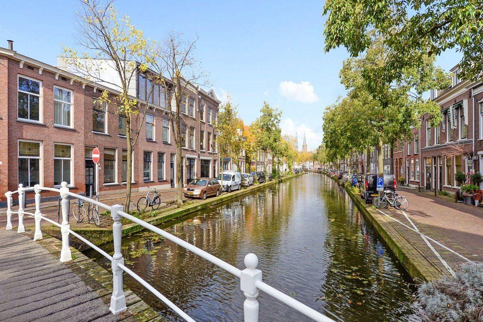 Achterom 34, Delft foto-10