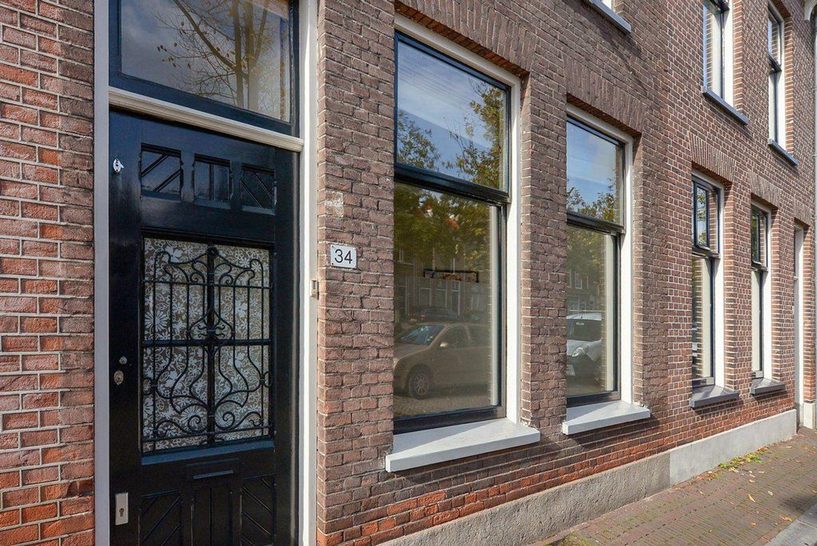 Achterom 34, Delft foto-12