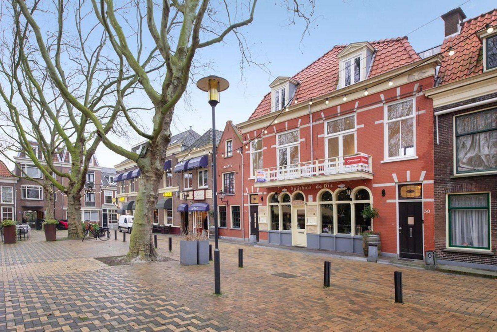 Beestenmarkt 34, Delft foto-4