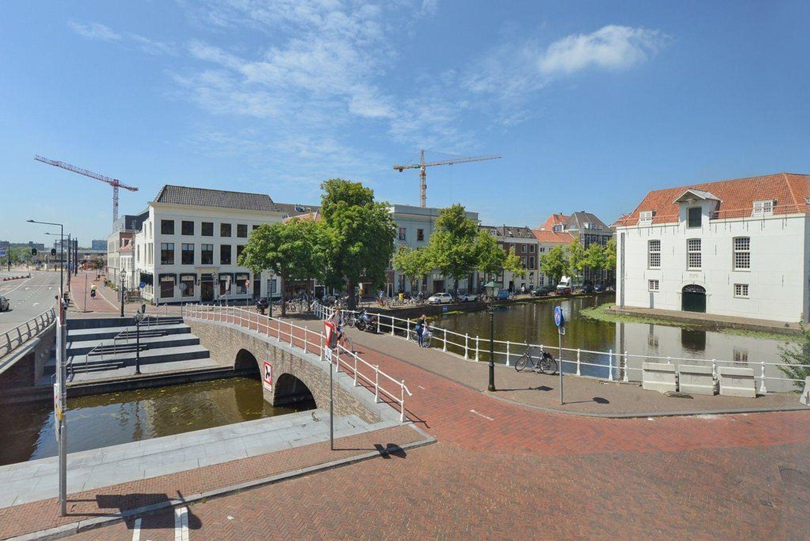 Achterom 1 3 en 5, Delft foto-32