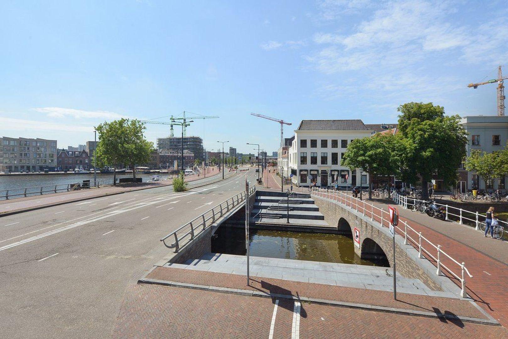 Achterom 1 3 en 5, Delft foto-33