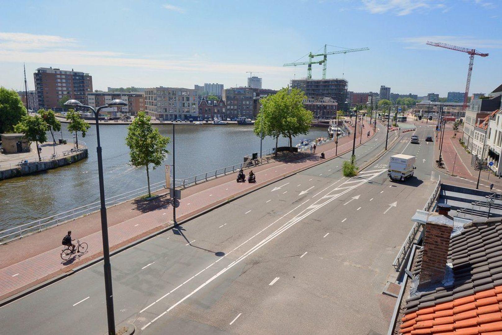 Achterom 1 3 en 5, Delft foto-51