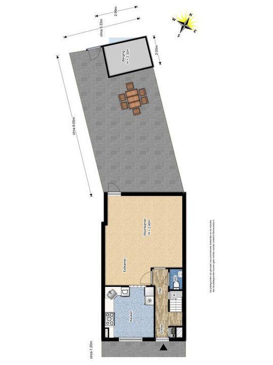 Sniplaan 29, Rijswijk plattegrond-3