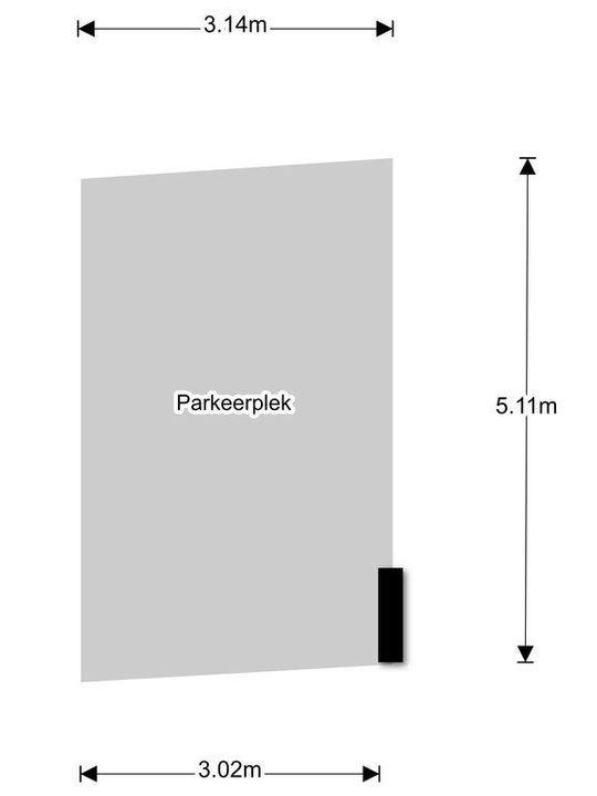 Parkzoom 171, Delft plattegrond-2