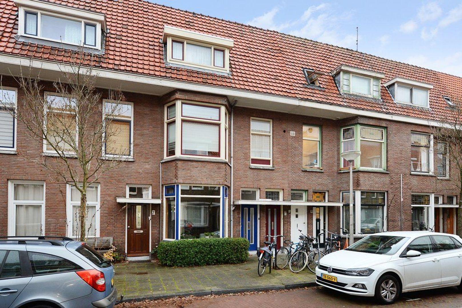 Caspar Fagelstraat 7 a, Delft foto-0