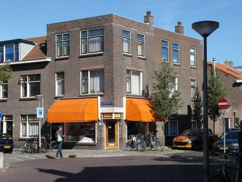 C. Fockstraat 145, Delft foto-0
