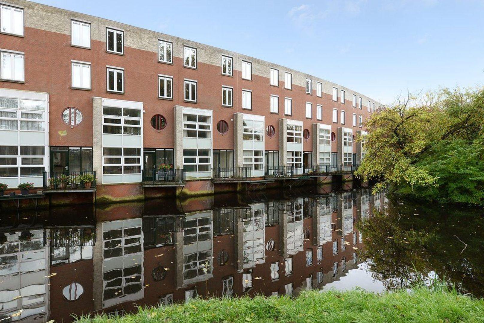 Waterloop 16, Delft foto-8