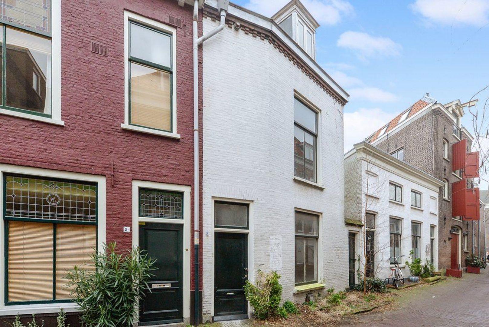 Giststraat 5, Delft foto-1