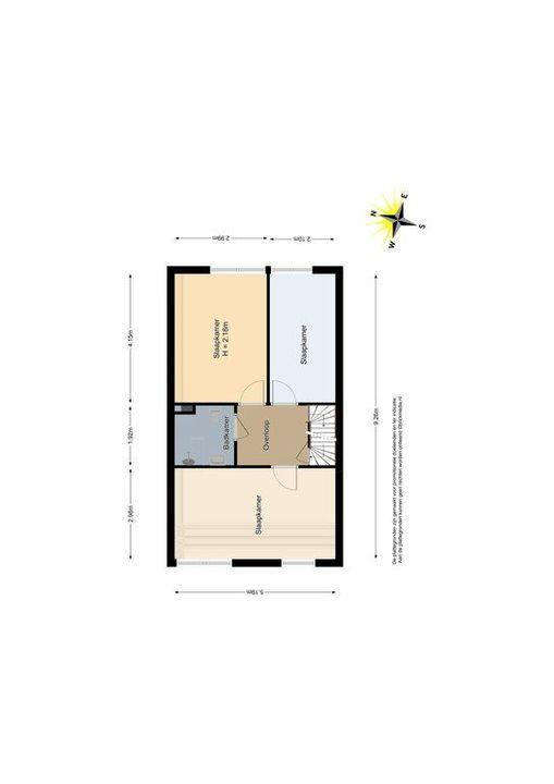 Talinghof 2, Delft plattegrond-1