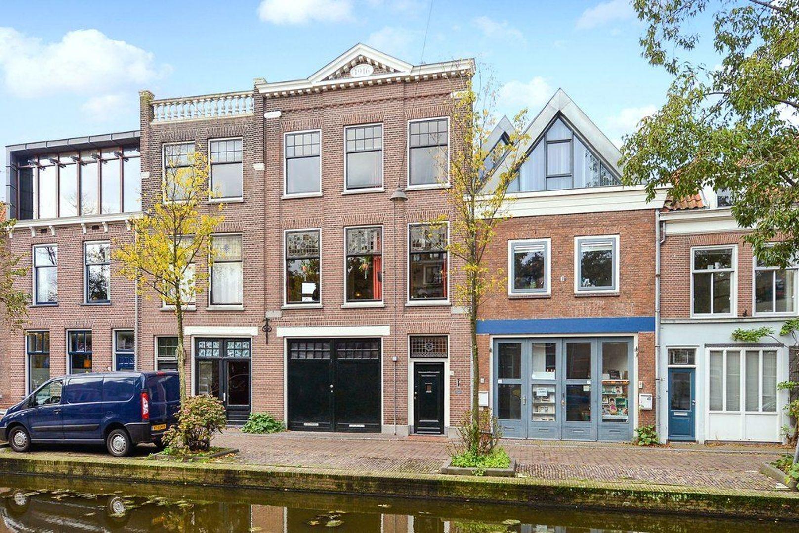 Achterom 38, Delft foto-2