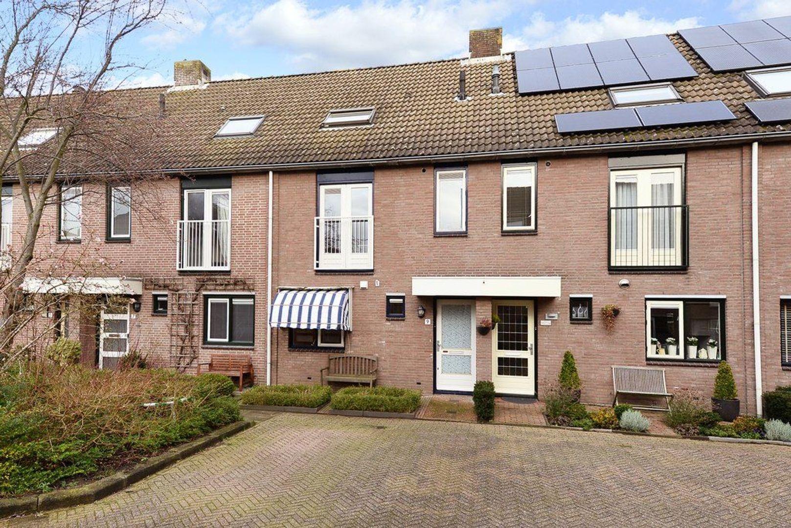La Pazstraat 9, Delft foto-0