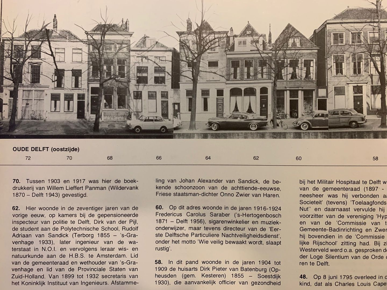 Oude Delft 60 ..., Delft foto-72