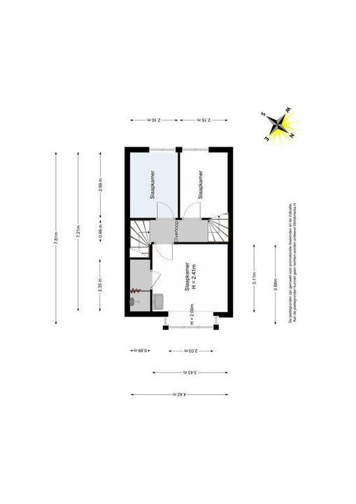 Ambonstraat 15, Delft plattegrond-1