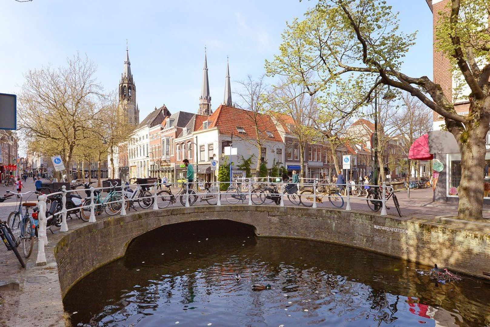 Brabantse Turfmarkt 33 22, Delft foto-1
