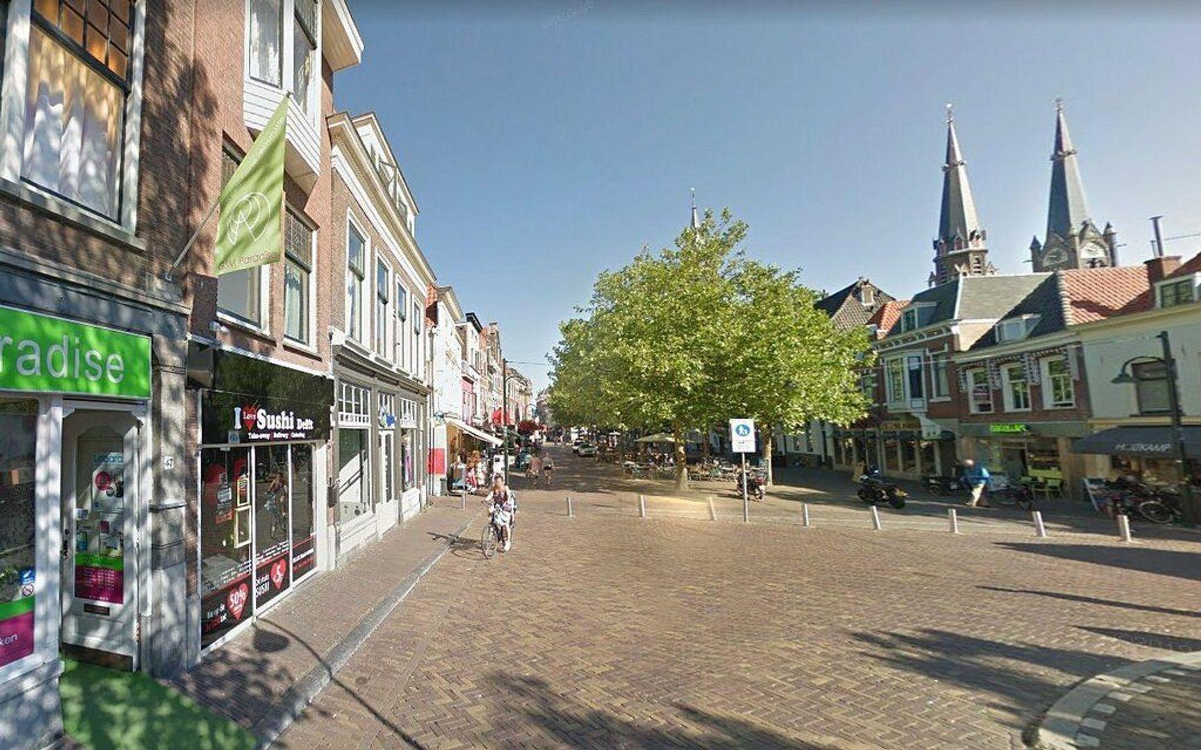 Brabantse Turfmarkt 33 28, Delft foto-24