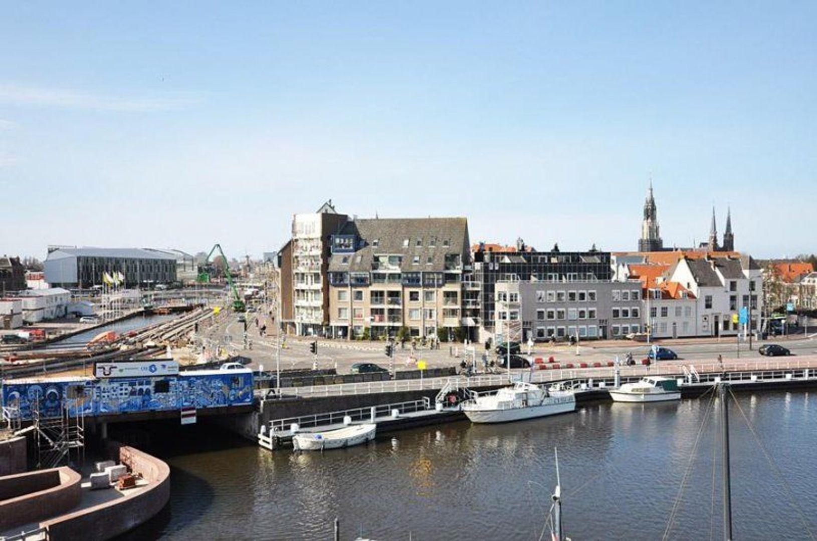Hooikade 23, Delft foto-1