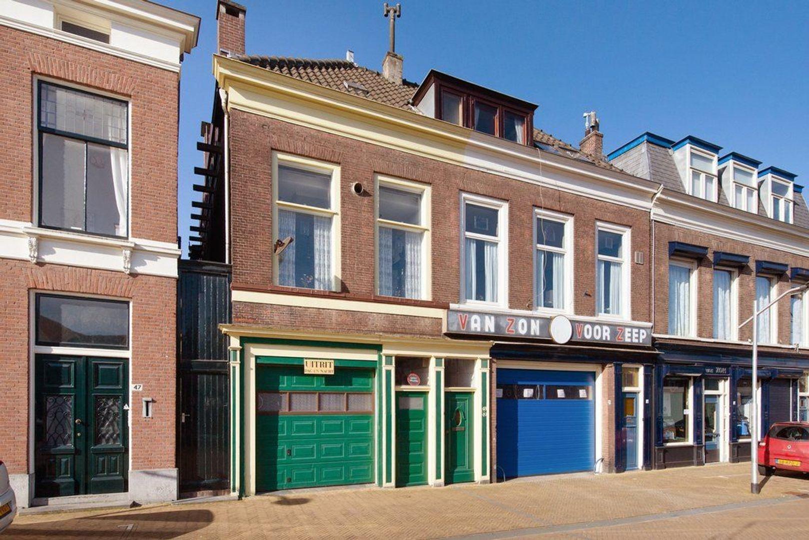 Spoorsingel 48 49, Delft foto-0