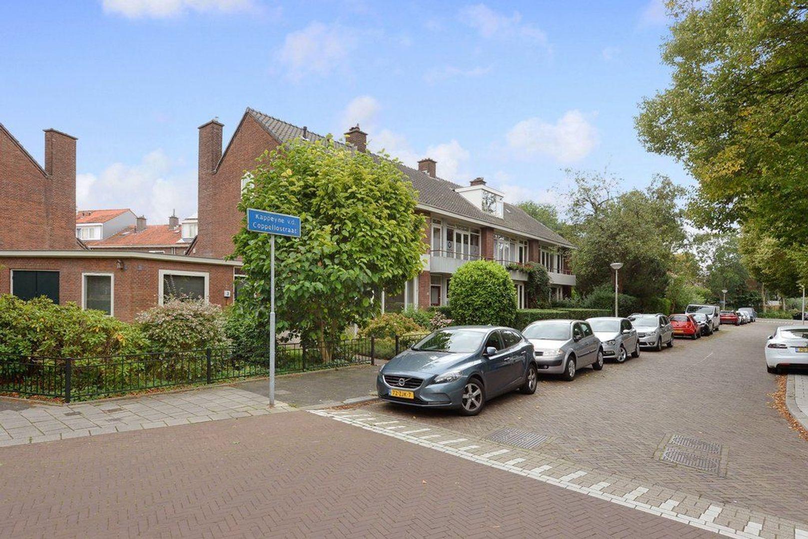 Kappeyne van de Coppellostraat 5, Delft foto-1