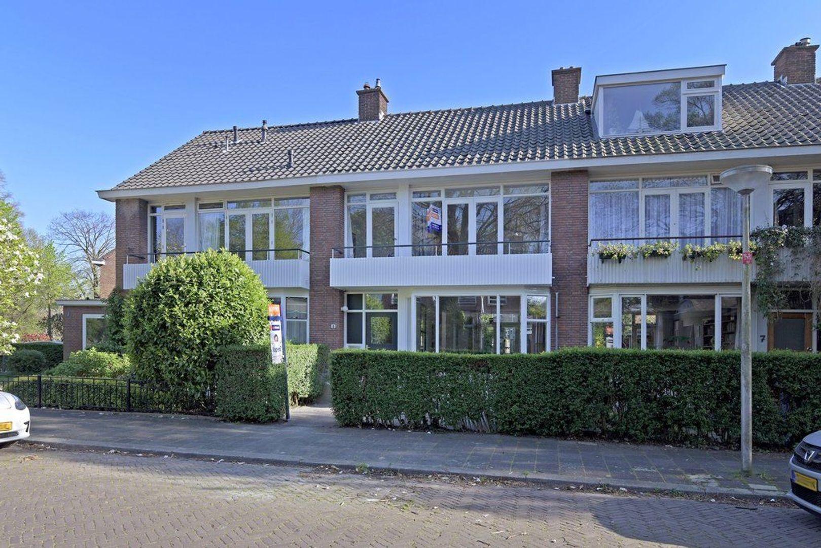 Kappeyne van de Coppellostraat 5, Delft foto-0