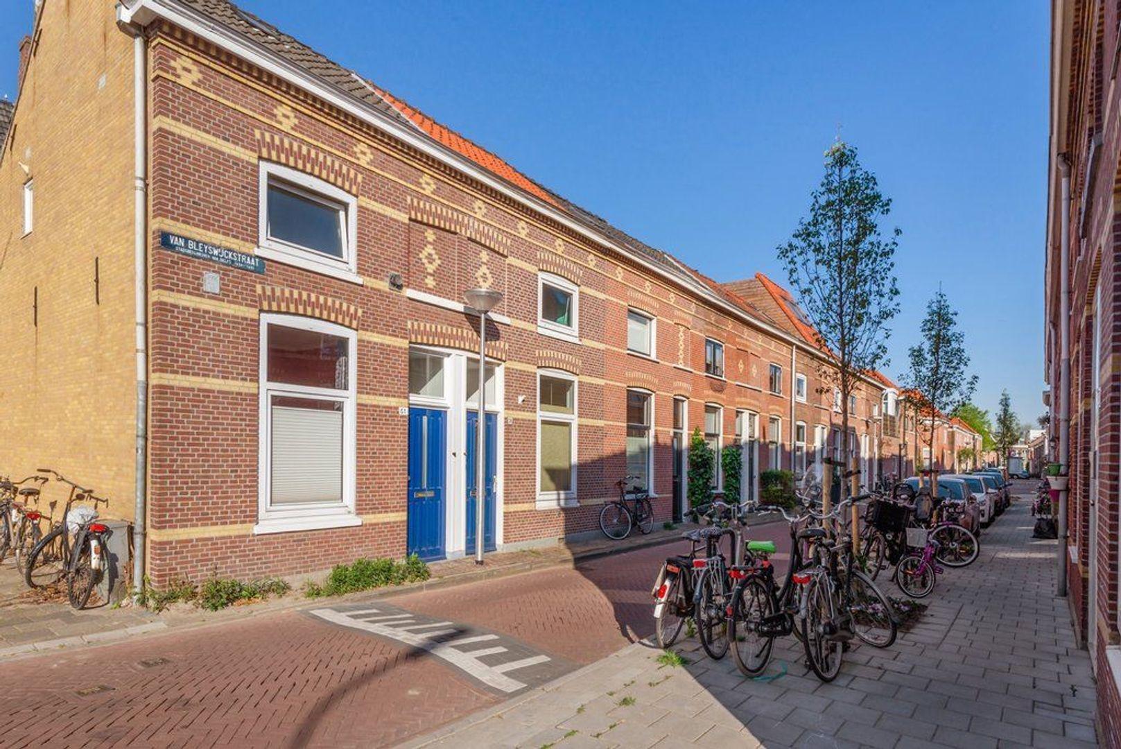 Van Bleyswijckstraat 59, Delft foto-0