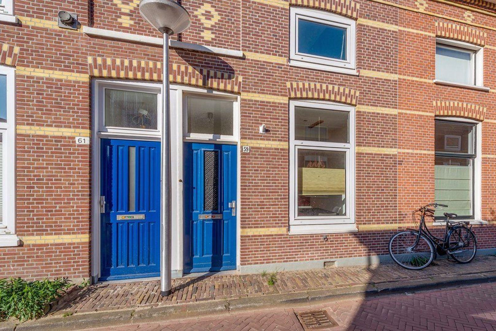 Van Bleyswijckstraat 59, Delft foto-1