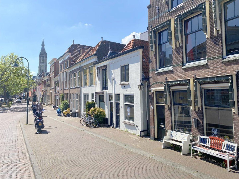 Nieuwe Langendijk 100, Delft foto-0