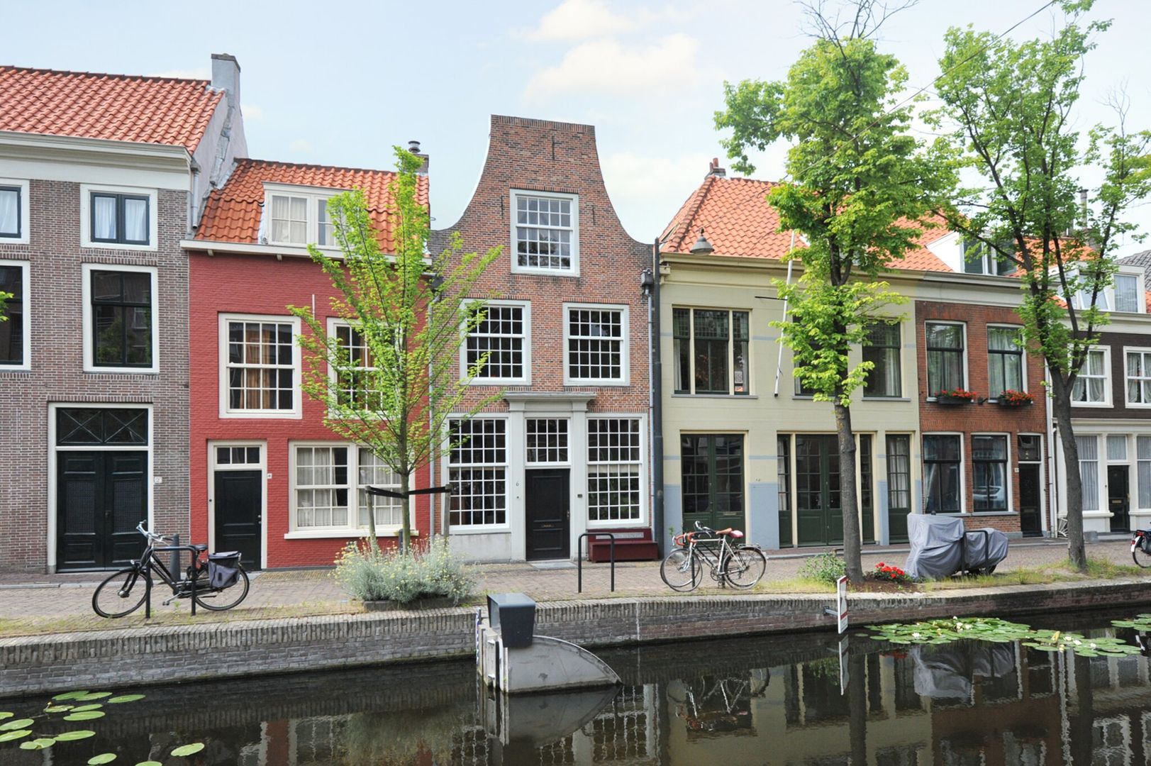 Achterom 6, Delft foto-0