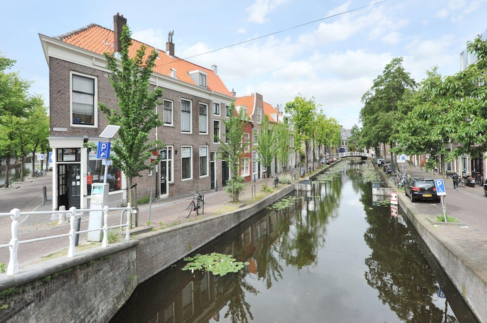 Achterom 6, Delft foto-2