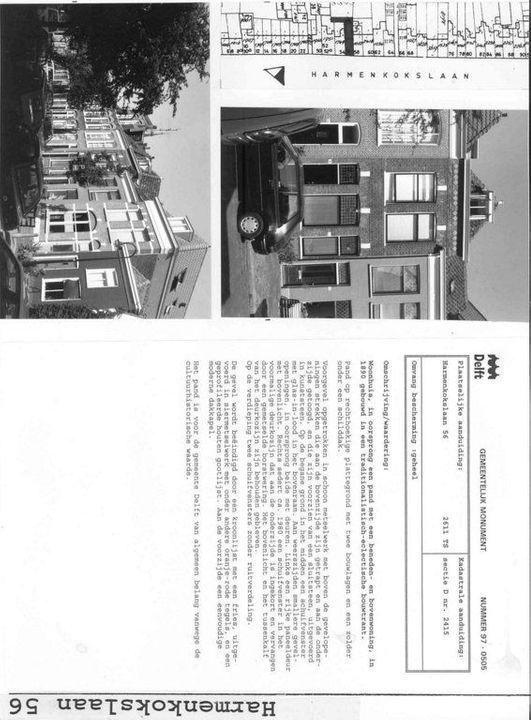 Harmenkokslaan 56, Delft plattegrond-6